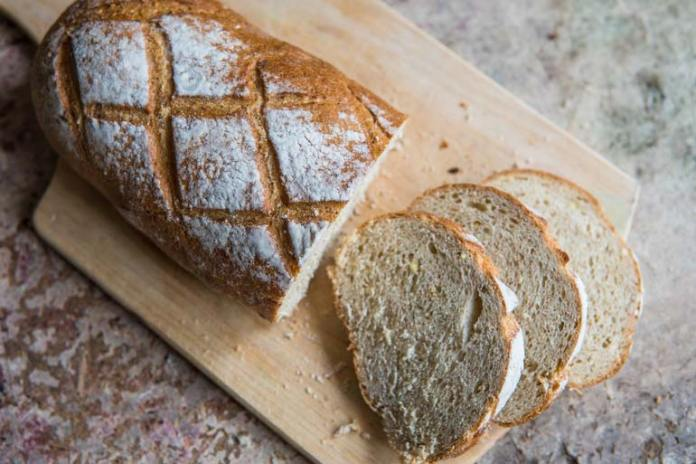 Organic bread is natural, safe, and healthy.