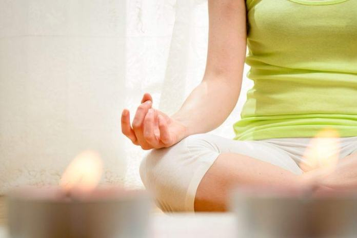 Meditation is a powerful tool to prevent stress and anxiety