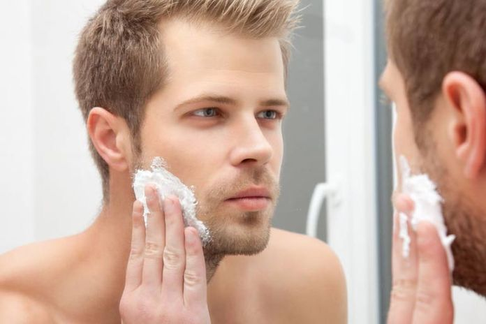 Coconut oil can be used as a shaving cream