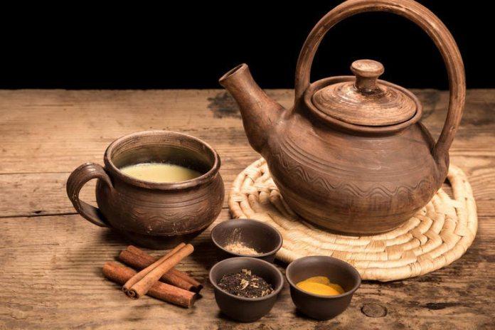 Cardamom tea can help treat rashes