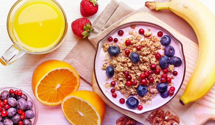 You may have made up your mind to eat healthily, but it is much easier to have sugar-laden cereal or to skip breakfast entirely