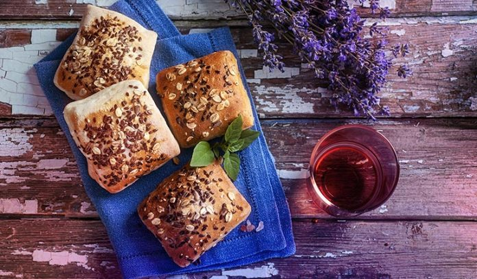Flaxseed Bread Is A Great Source Of Omega-3