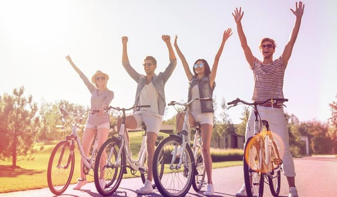Having Friends To Do Things With Can Keep Us More Active Physically