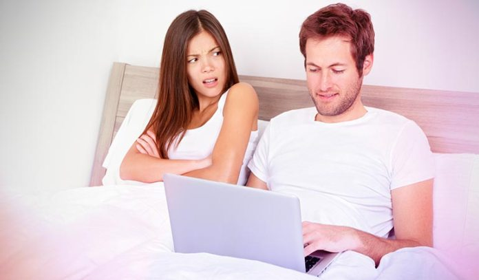 male hormones may be the reason