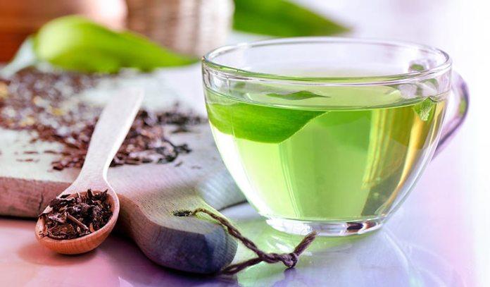 Tea Contains EGCG, A Fat Burning Antioxidant