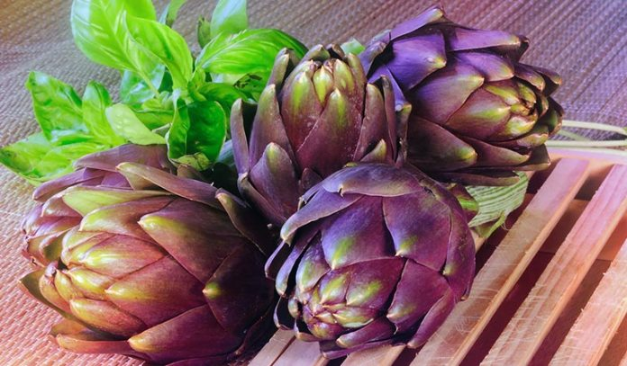 Artichokes Suppress Production Of The Hunger Hormone