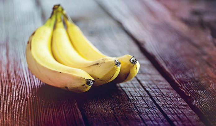 Bananas Are Full Of Potassium And Are A Great Energy Source