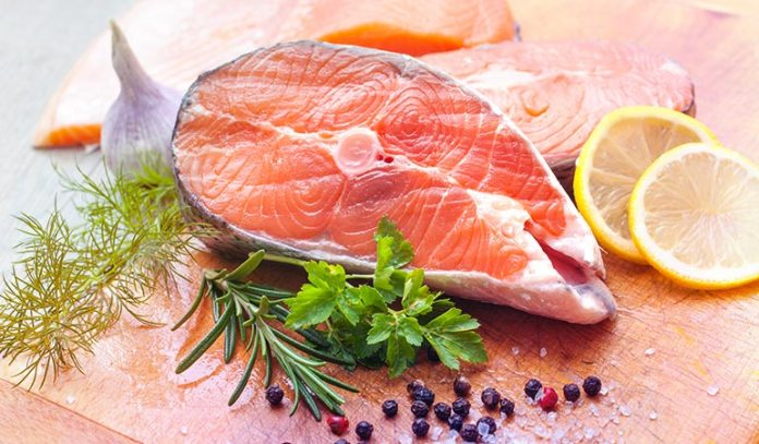 In a week, it is advisable to have 12 ounces of low-mercury fish.