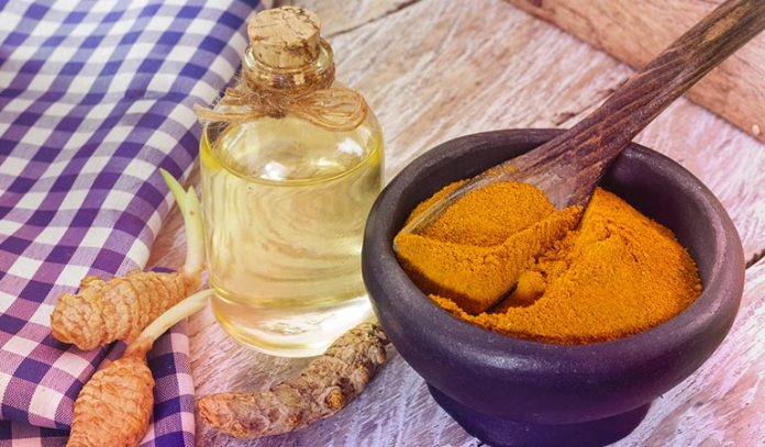 Turmeric tincture helps in certain medical issues, but the powder is safer.)