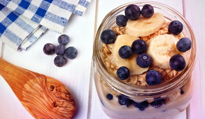 Oatmeal Gives You A Steady Supply Of Energy