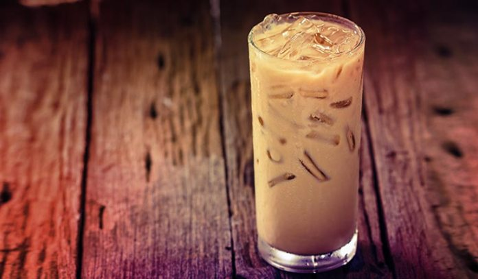 You should make some iced coffee yourself as you will be able to control what you put in it