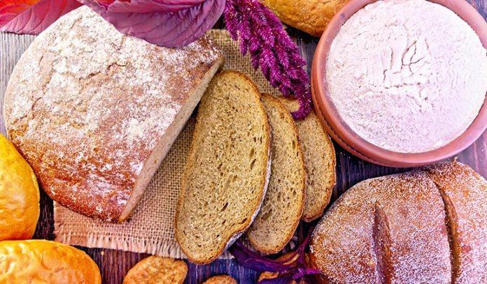 Amaranth Bread Is Gluten-Free