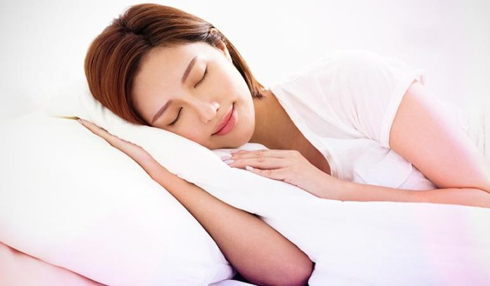 When sleep gets impacted, people tend to weigh more