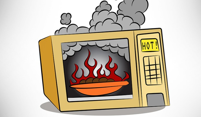 Foods can be stripped of their nutritional value when reheated