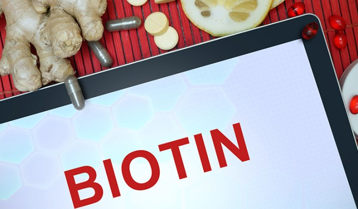 Biotin Is Important For Healthy Hair Growth