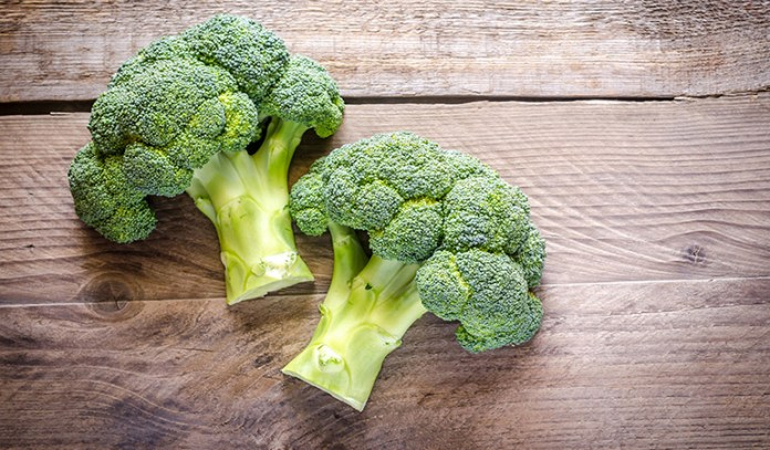 Broccoli is a super food for your eyesight
