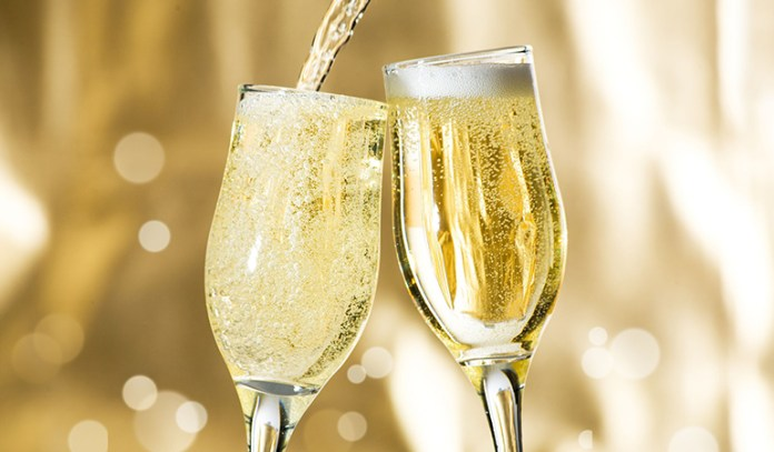 Champagne for special occasions