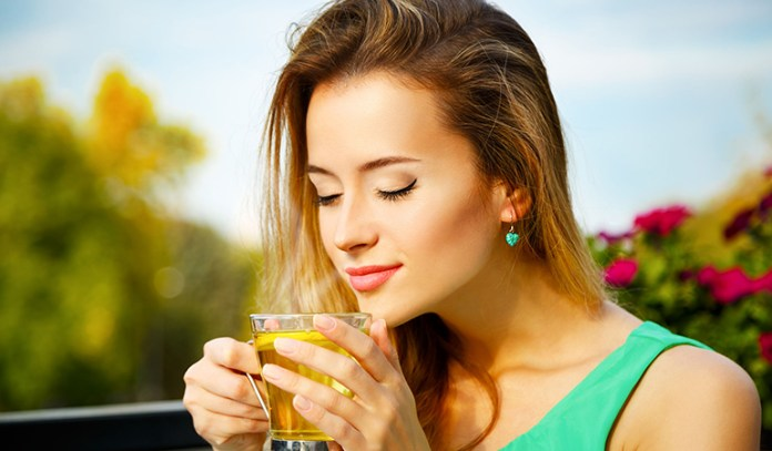 Green tea helps burn fat through thermogenesis.