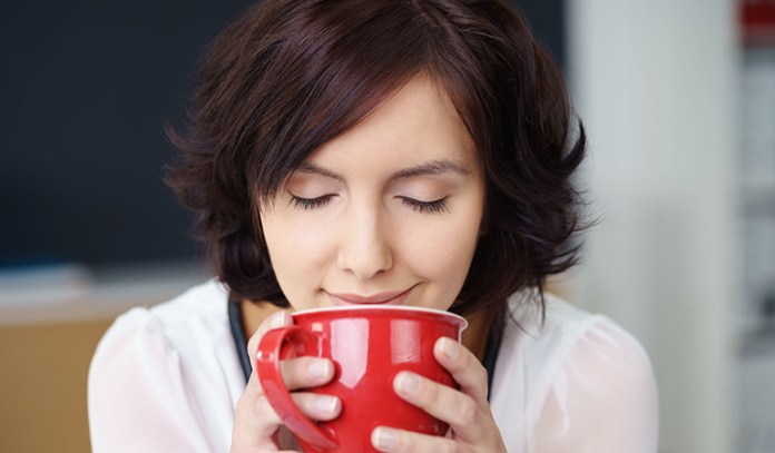 Red raspberry tea might alleviate cramps