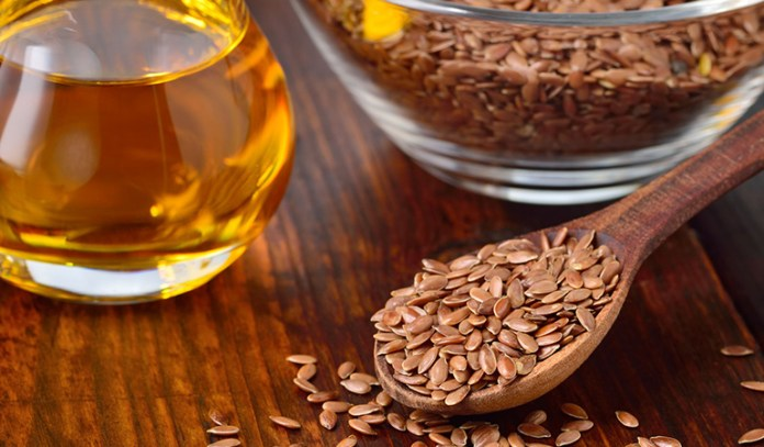 Flax seeds are a great substitute for seafood.