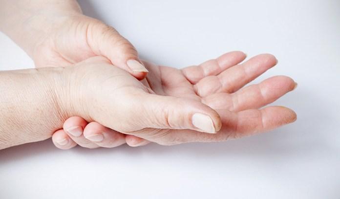 Fluid Retention Can Cause Swollen Hands