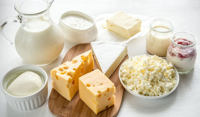 Galactose is found in dairy products, legumes, and dried figs