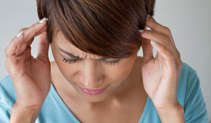 A constant headache is one of the most common signs of mold illness