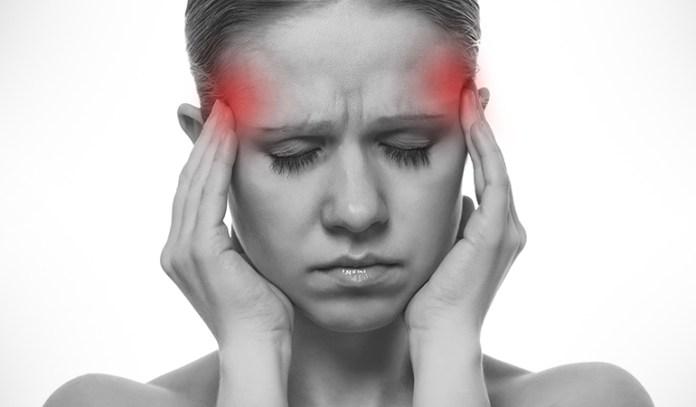 Headaches can occur due to stress