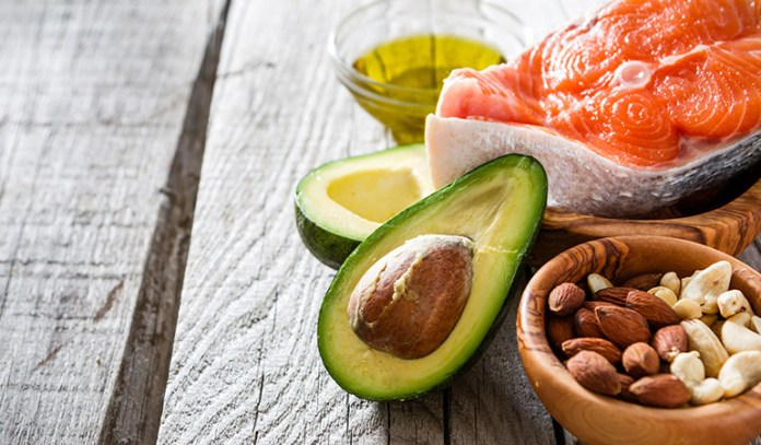 Healthy fats are great for the skin