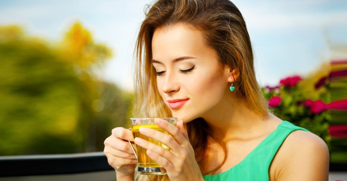 Why green tea is good for you.