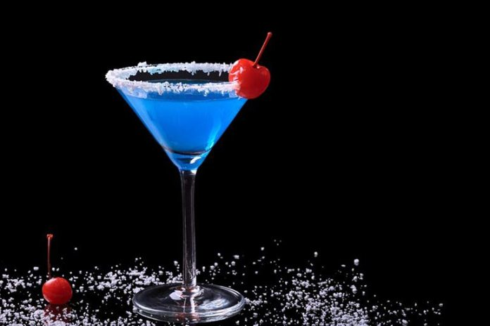 Blue 2 is a food color obtained from coal tar and is used in many blue colored drinks