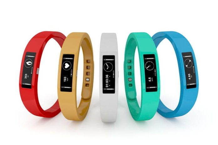 Fitness Trackers Come In Different Colors And Sizes