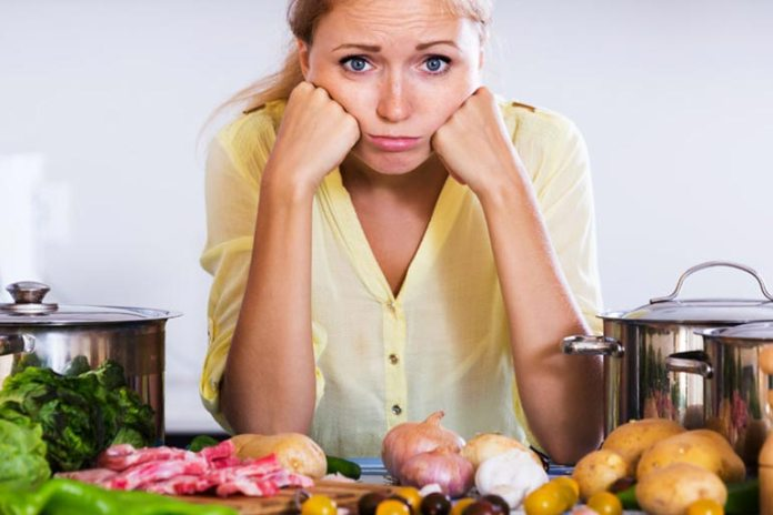 problems with raw-food diets
