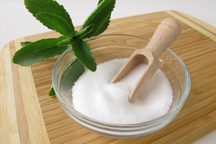 Stevia is a healthy sweetener