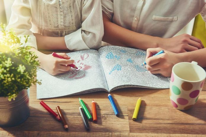 Actively pursuing your artistic routine every day will help you relieve your stressed out mind.