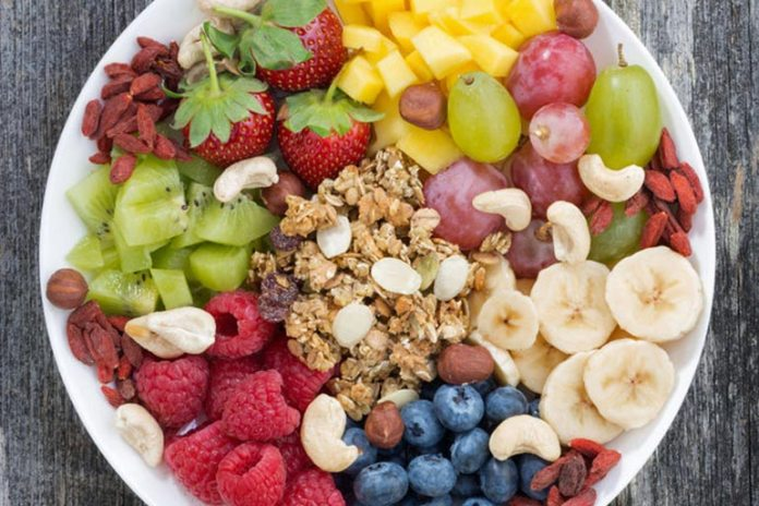 Fiber is needed for a healthy gut