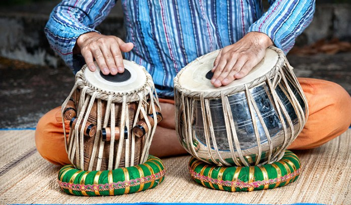 Some musical instruments are associated with specific energy centers in the body