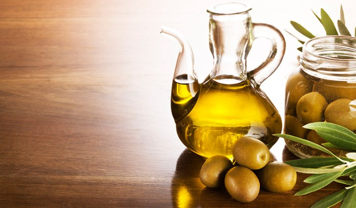 Olives and olive oil is high in monounsaturated fats that aid weight loss