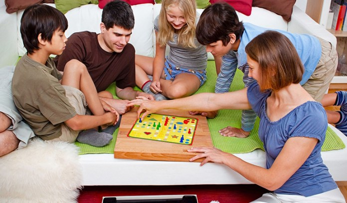 Playing board games is a good way to find your inner child and help yourself rewind at the end of a long week.