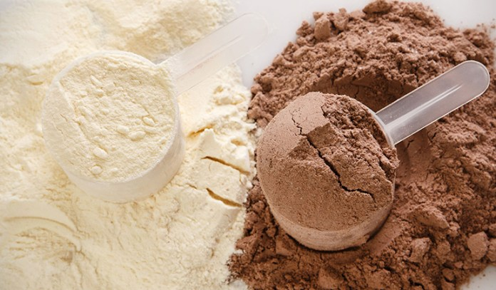 All types of protein powder can contain MSG