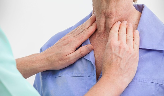 Thyroid issues can also cause hair loss
