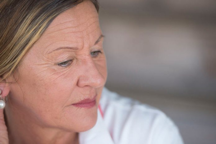 Menopause leads to reduced lubrication