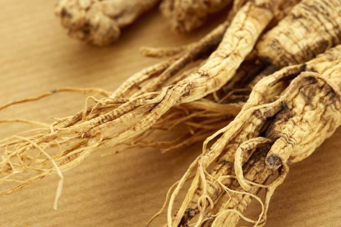 You get a boost of energy without the caffeine by consuming Asian ginseng