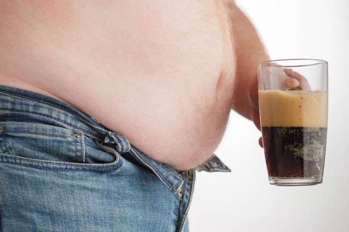 Regular intake of soda and soft drinks causes obesity
