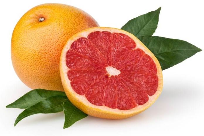 Grapefruits can help you lose weight