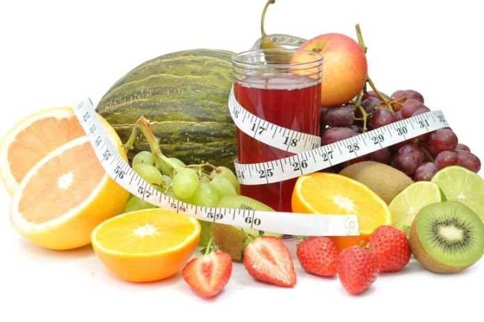 Detox foods usually consist of fresh fruits and veggies