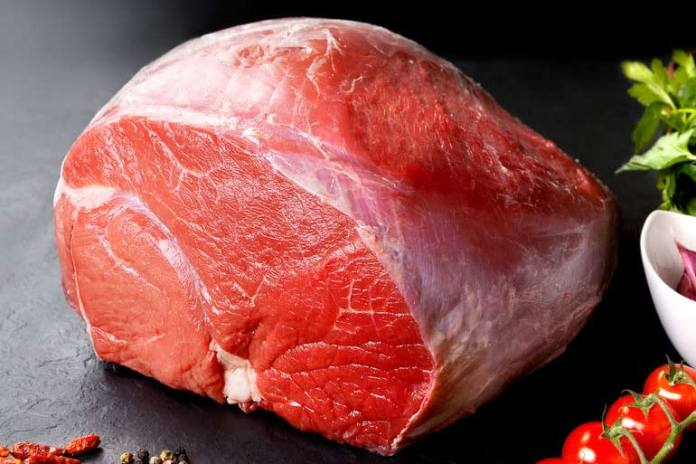 Red meat could put you at risk for cancer.