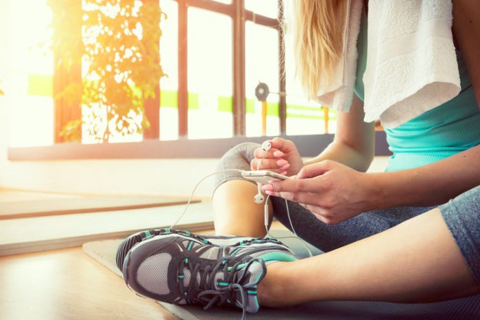 Listening to good music can make your workout fun and enjoyable