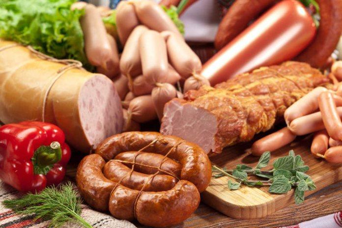 Eating processed meat can make your salt intake skyrocket