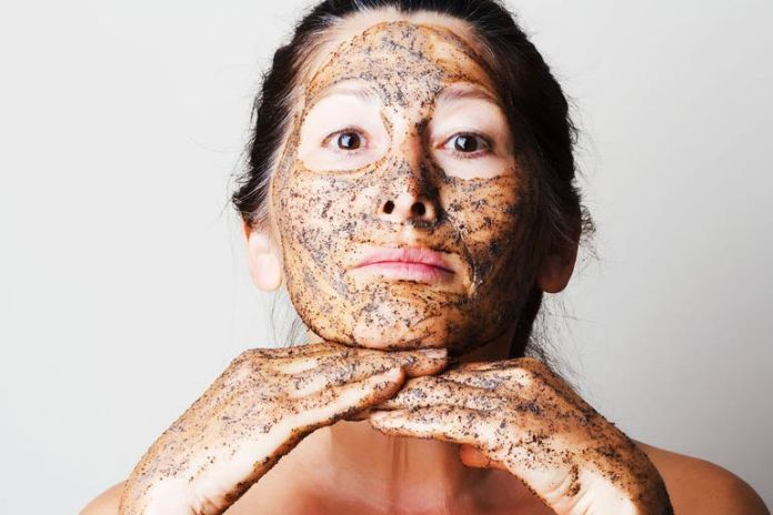 Try out the different coffee masks with coconut oil and egg whites
